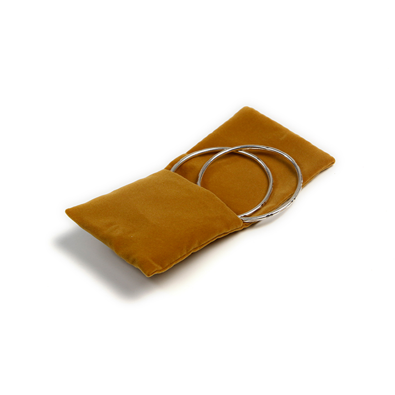 Yonghuajie gold satin bags for wholesale for gift-4