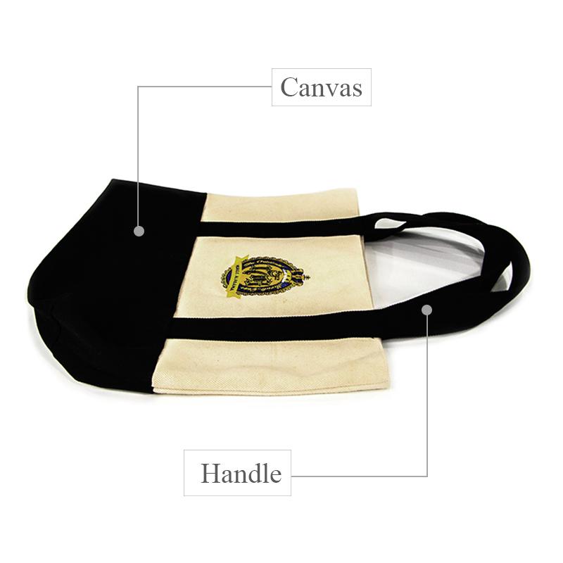 Yonghuajie blank shopper tote tool for shopping