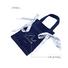 Yonghuajie plastic velvet pouch purple for jewelry store