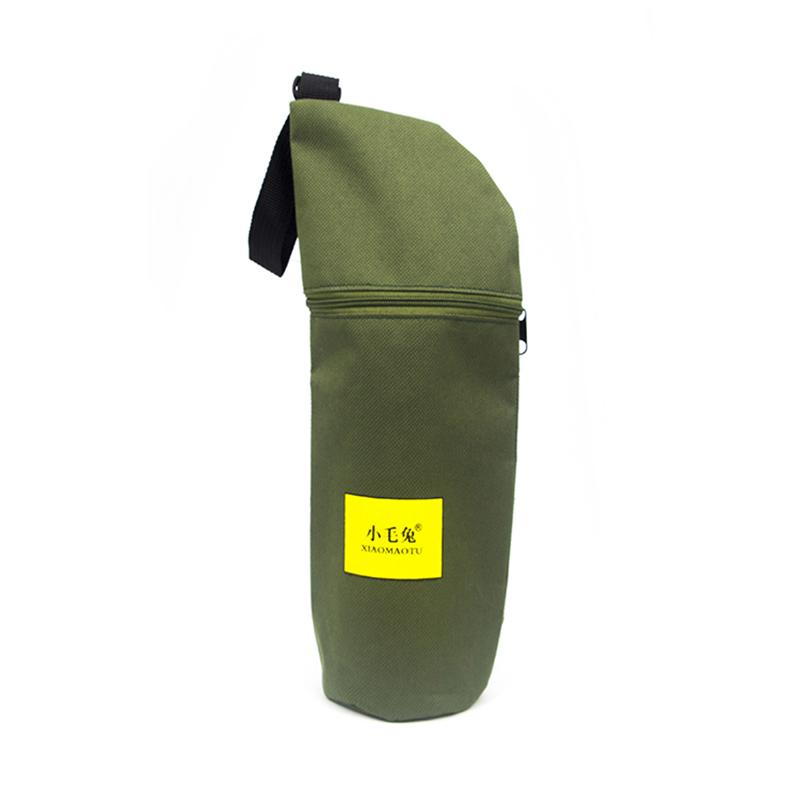 Portable Polyester Water Bottle Bag