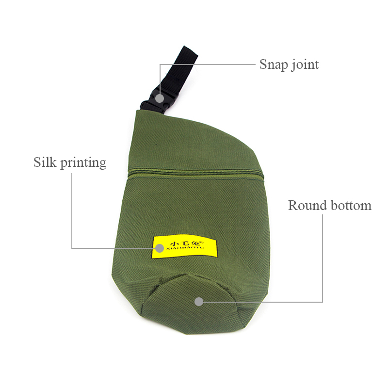 drawstring nylon reusable bags mesh makeup bag round bottom for shopping Yonghuajie