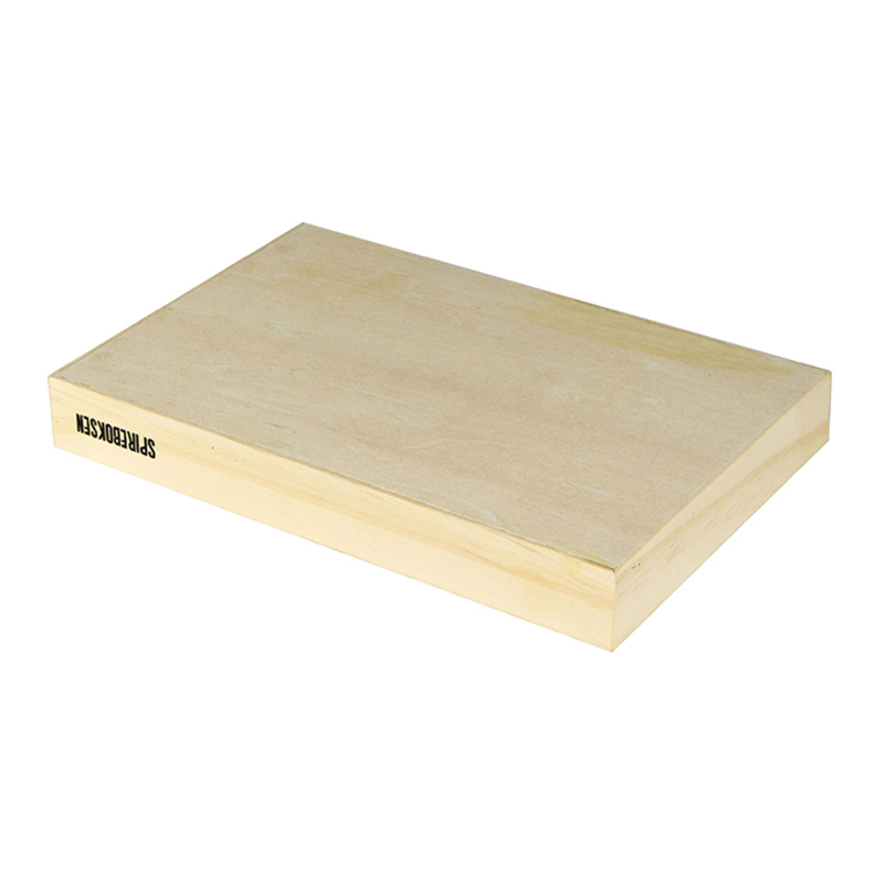 High Quantity Natural Display Wooden Box