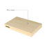 natural plain wooden box for goods Yonghuajie