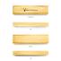 free sample wooden display box for goods Yonghuajie