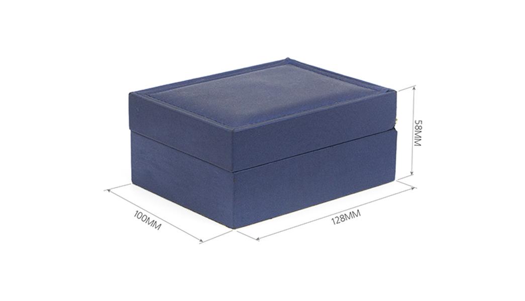 pu leather jewelry box pu leather Yonghuajie