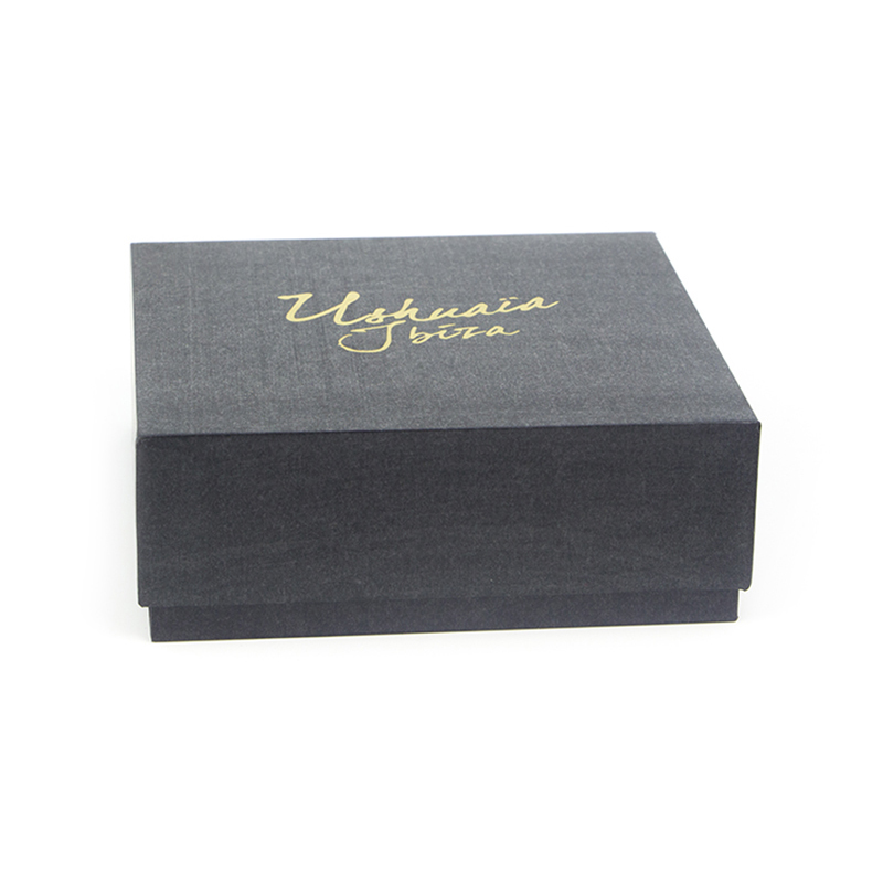 Luxury Thick Paper Cardboard Jewelry Gift Packaging Paper Storage Boxes