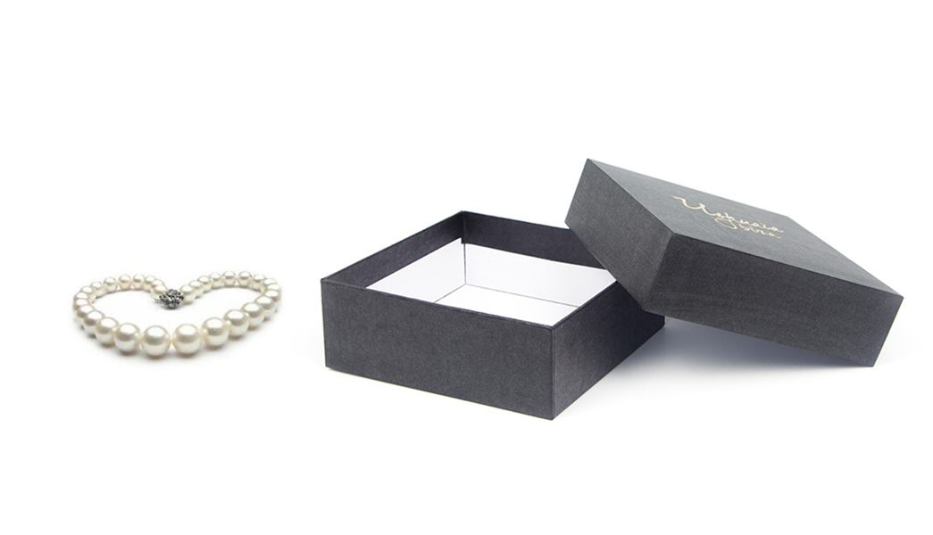 Yonghuajie small paper jewellery box thick for jewelry shop-4