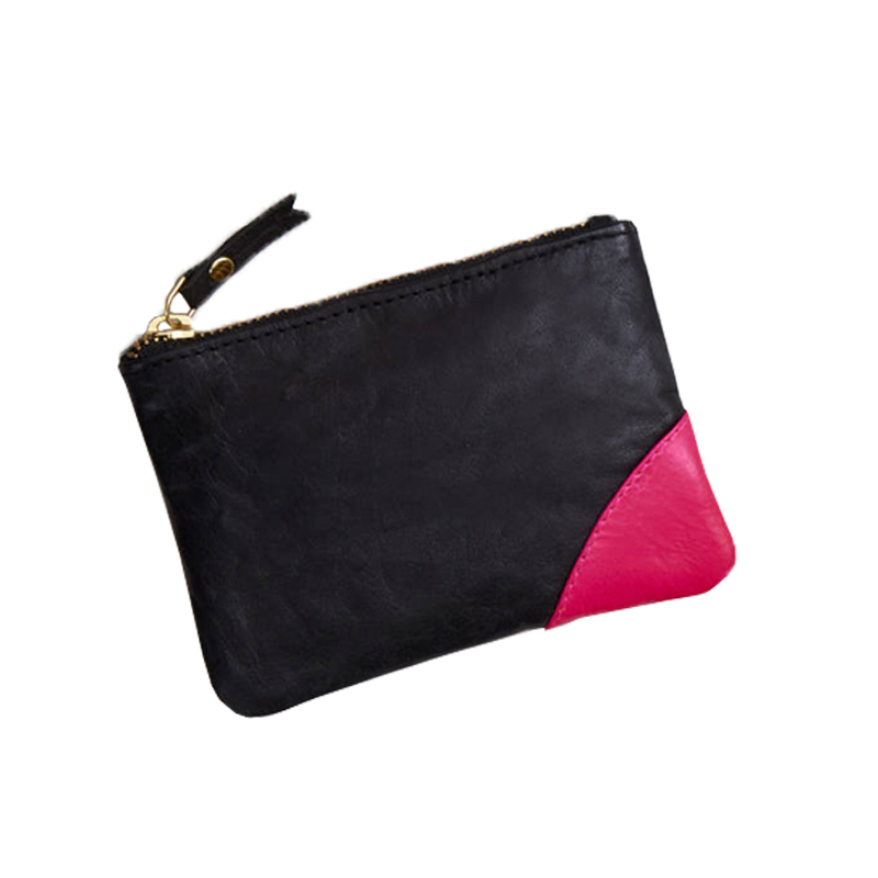 Fashion Pu Leather Coin Purse Small Cosmetic Bags
