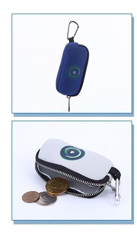 Yonghuajie best factory price neoprene cosmetic bag at sale for gift