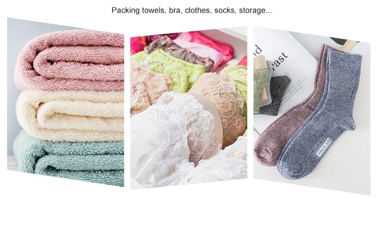 tote nylon drawstring bag silk with drawstring for shoes-6