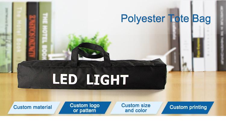 Yonghuajie drawstring 600 denier nylon with power bank for packaging