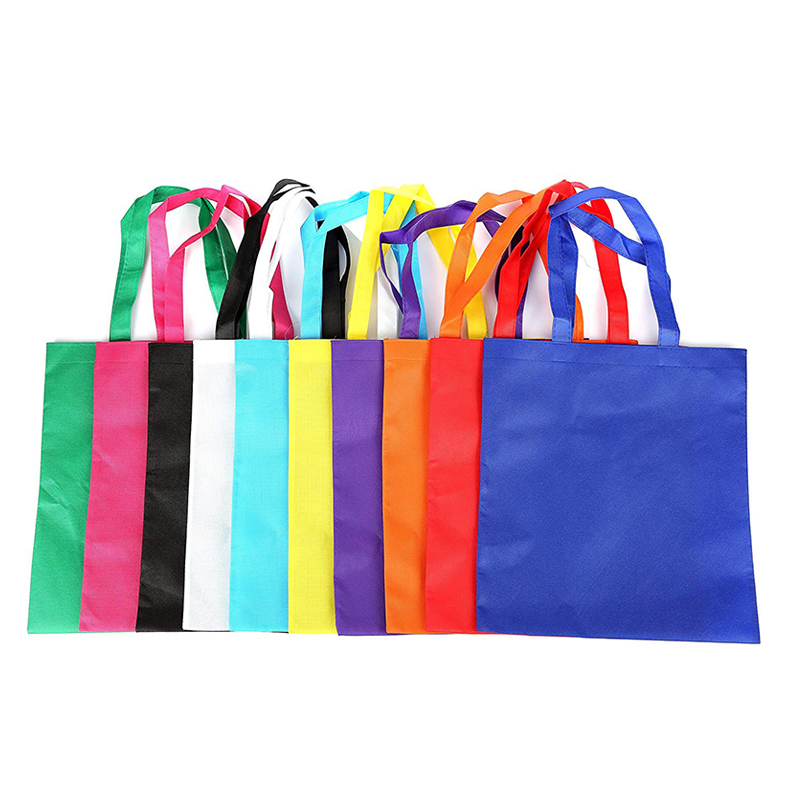 Wholesale non woven tote fabric bag with big capacity