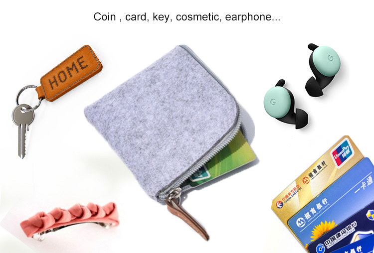 Yonghuajie High-quality felt purse for business for goods-6