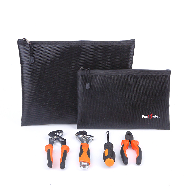 Explosion Proof And Smoking Prevention Resistant Custom Gift Bags