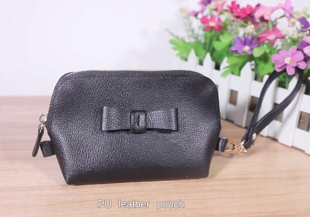 ​PU leather pouch