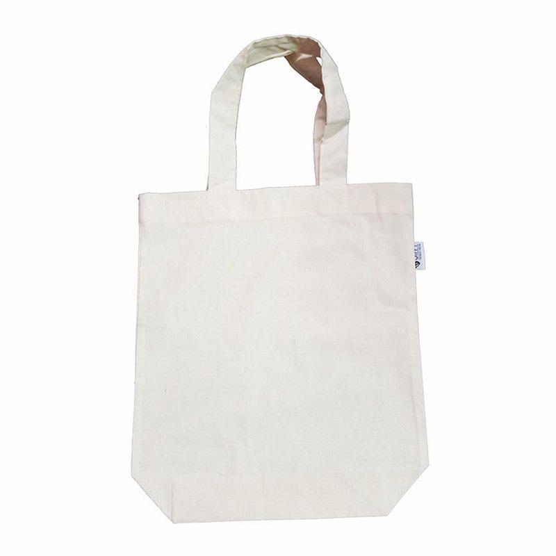 Custom shopping travel book canvas tote bag