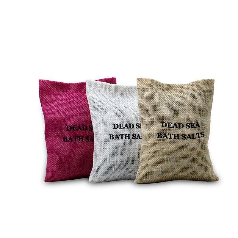 Yonghuajie Best wholesale jute bags online free sample for storage
