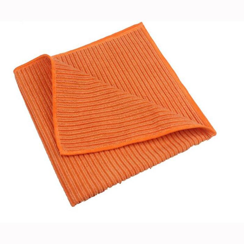 Wholesale custom fast water absorption multi purpose kitchen dish towel set