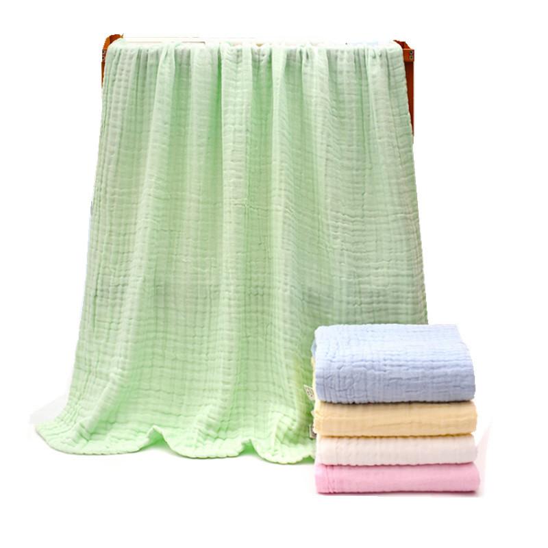 Factory Price Comfortable 100% Organic Cotton Baby Kids Bath Towel