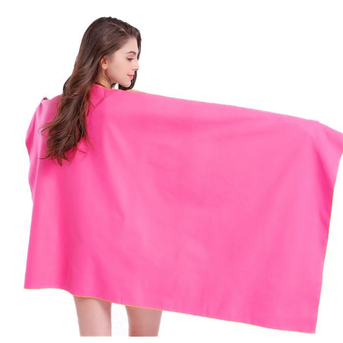 Custom Logo Fashionable Ladies Beach Bath Dress Towels