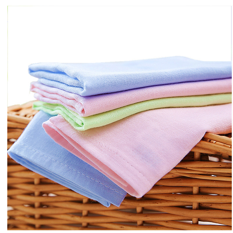 Eco Friendly Cotton Bamboo Fiber Washable Baby Mini Sweat Towel