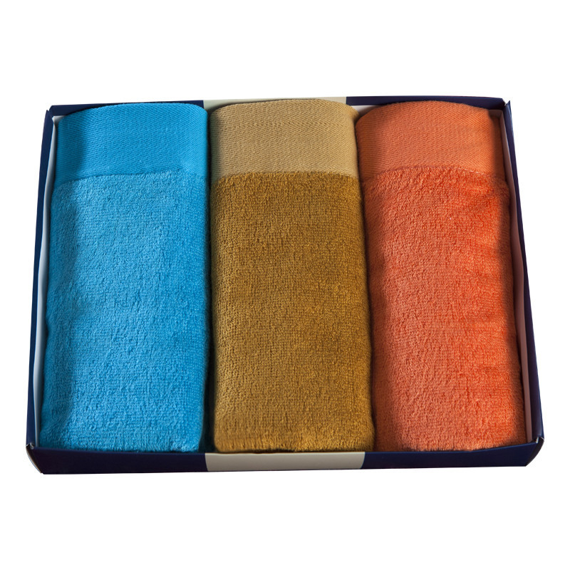Custom strong water absorption sport towel Bamboo fiber towel