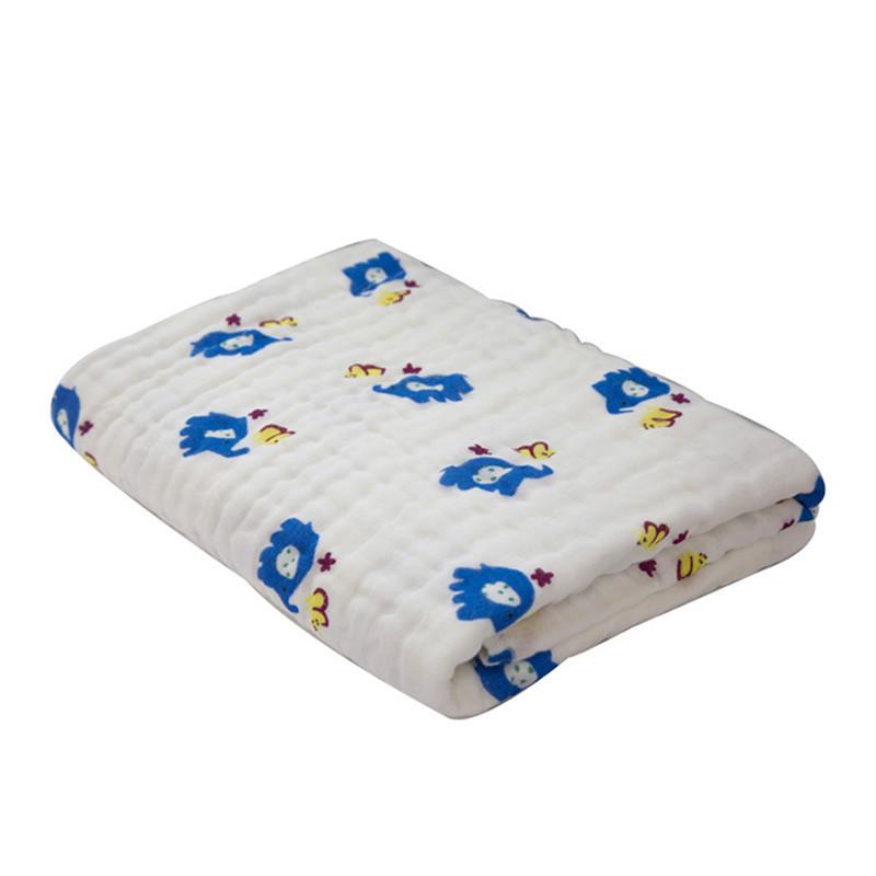 Wholesale soft 100% natural cotton quick dry baby bubble bath towel