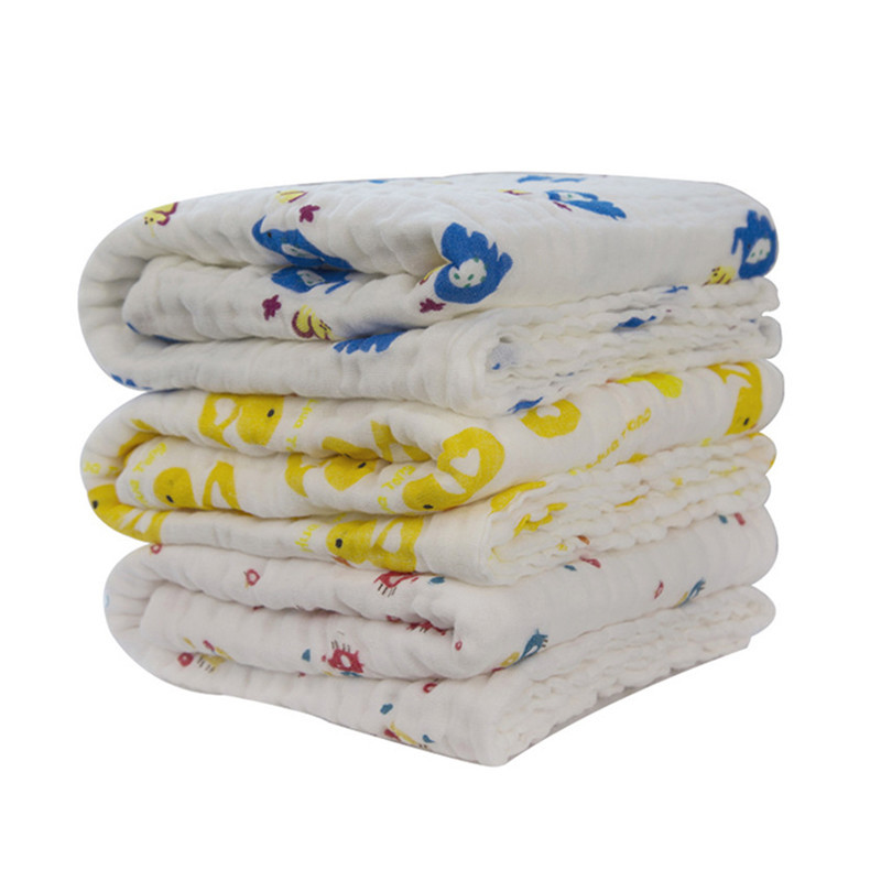 Wholesale soft 100% natural cotton quick dry baby bubble bath towel