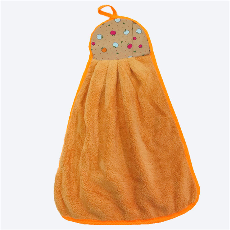 Custom cute kitchen wipes water absorption quick clean towel