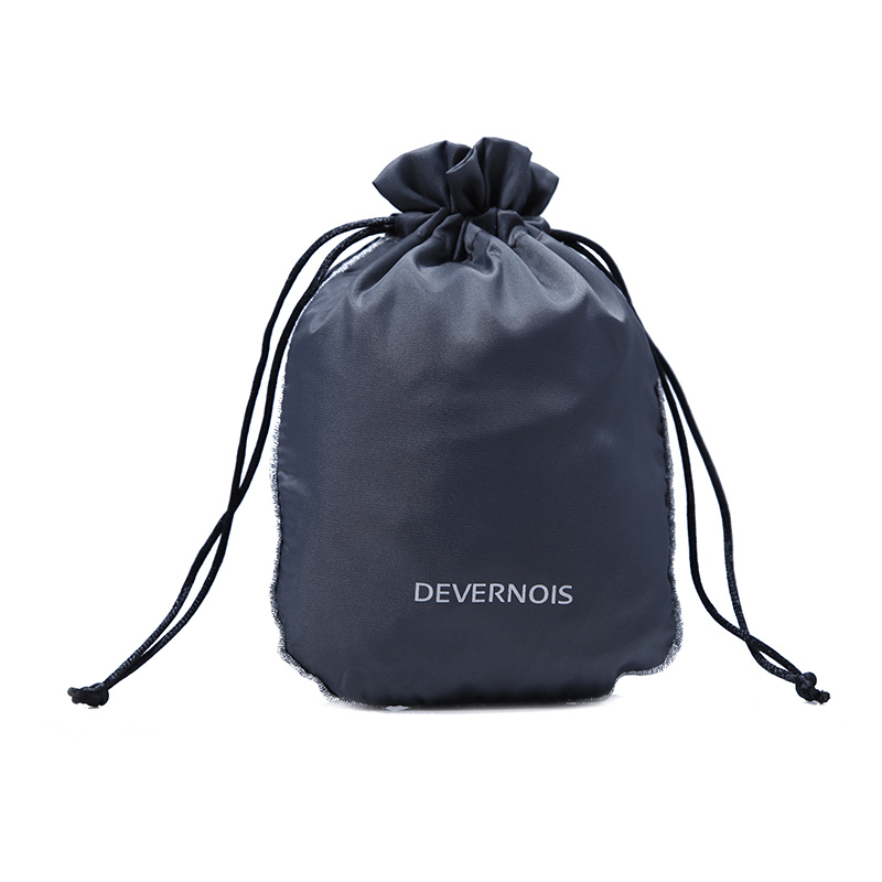 Package wedding candy black gift bags drawstring