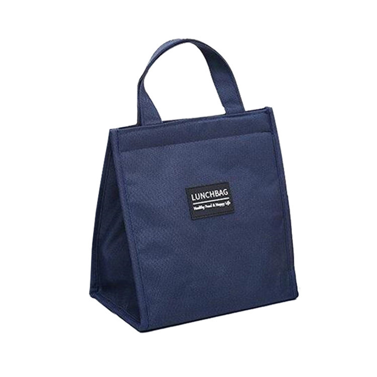 Customizable sublimation reusable gym women luxury boys lunch bag mens