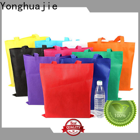 Yonghuajie New woven vs nonwoven for business