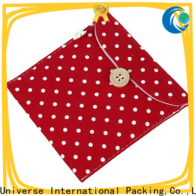 Yonghuajie wholesale cotton drawstring pouch company for present