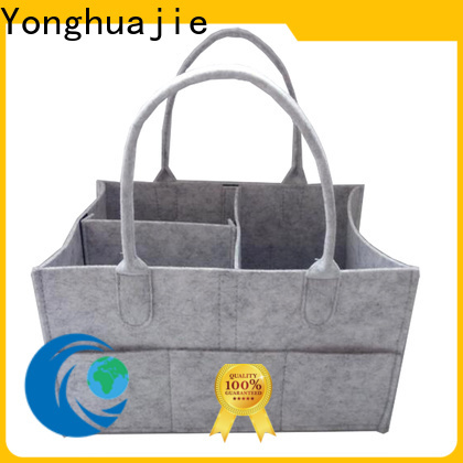 Wholesale rubber bag embroidered bulk production