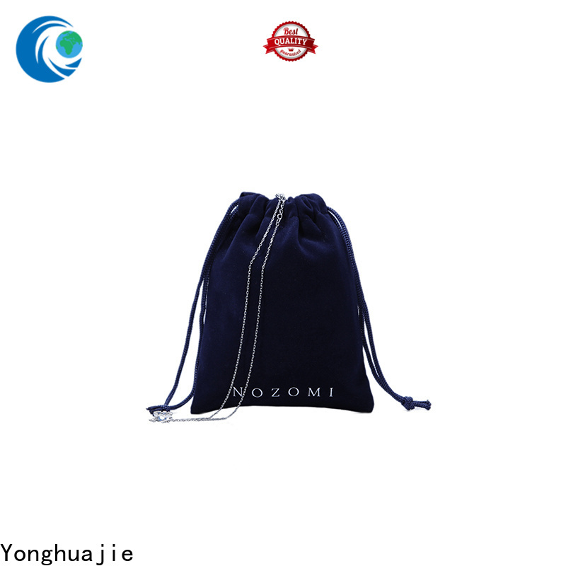 Yonghuajie small satin bags Suppliers for packaging
