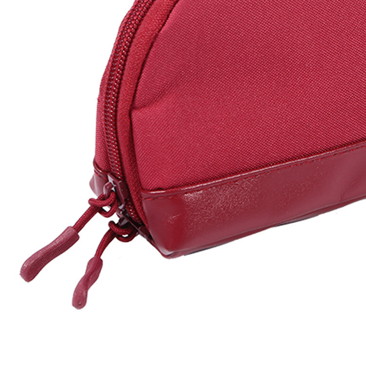 Eco Friendly Reusable Small Oxford Nylon Fabric Cosmetic Organizer Toiletry Travel Bag