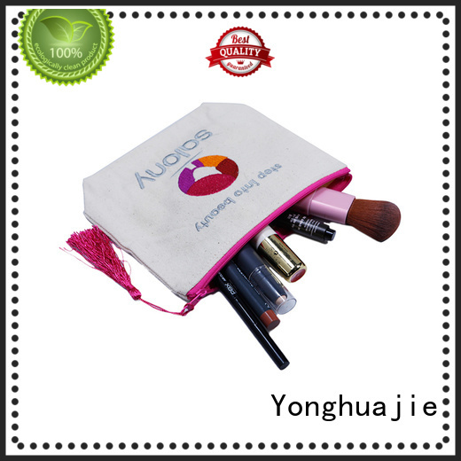 Yonghuajie lamination small canvas bags cotton for shopping