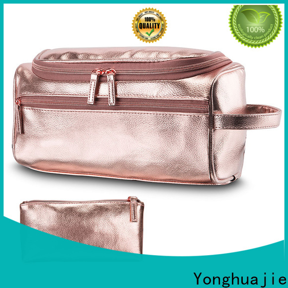Yonghuajie Latest travel set bags factory