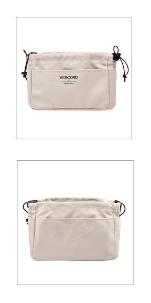 Cosmetic handbag organizer