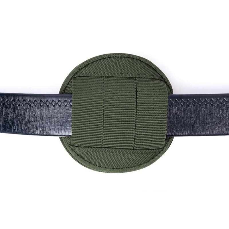 Military Duty Belt Key Chain Holder Bag