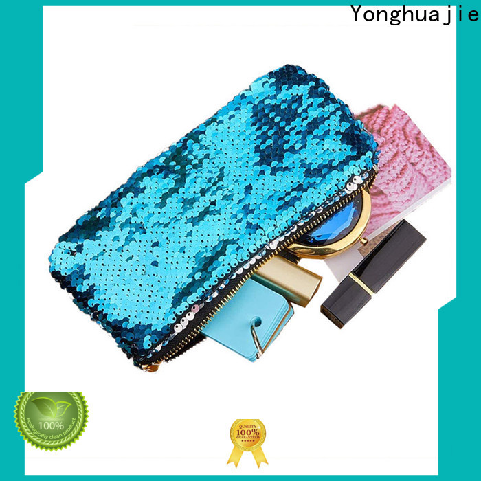 Yonghuajie double sided makeup bag factory for shaving kit