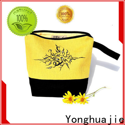 Yonghuajie cheap makeup bag Supply for toiletries