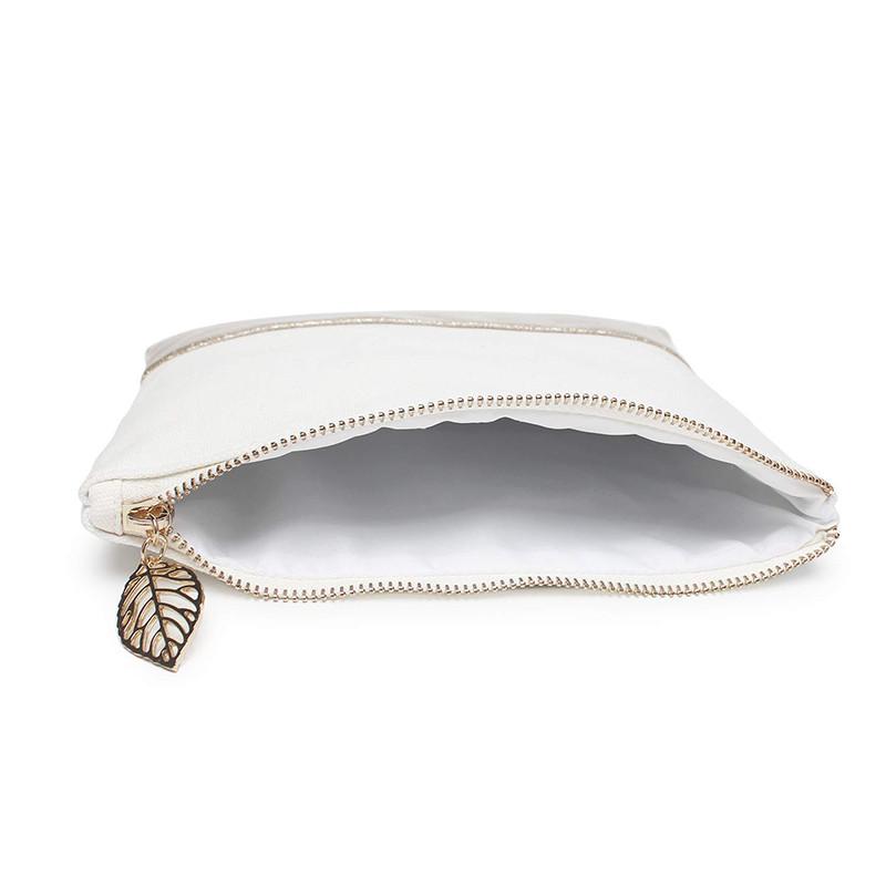 zipper cosmetic bags