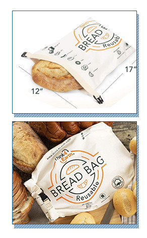 bread bags for homemade bread
