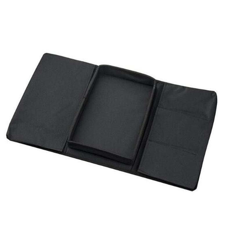 Custom Black Sofa Armrest Multi-Pocket Storage Hanging Bag Wholesale