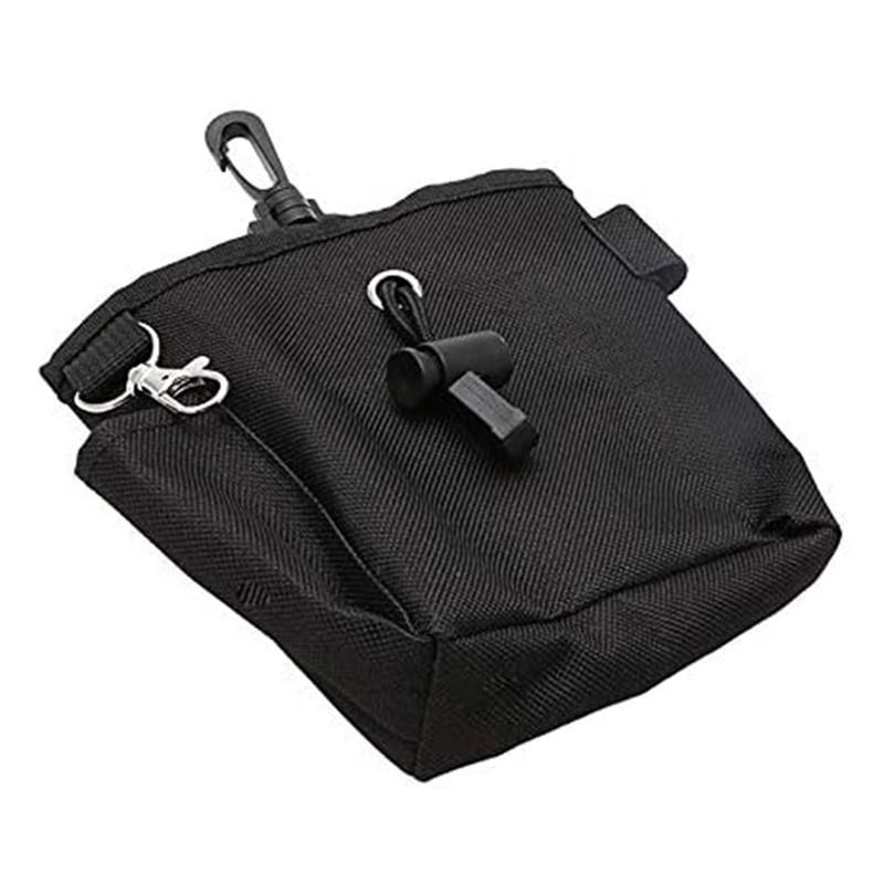 waist dog training pouch
