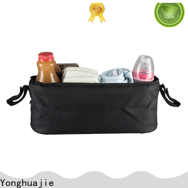 Latest 600d nylon round bottom with power bank for packaging