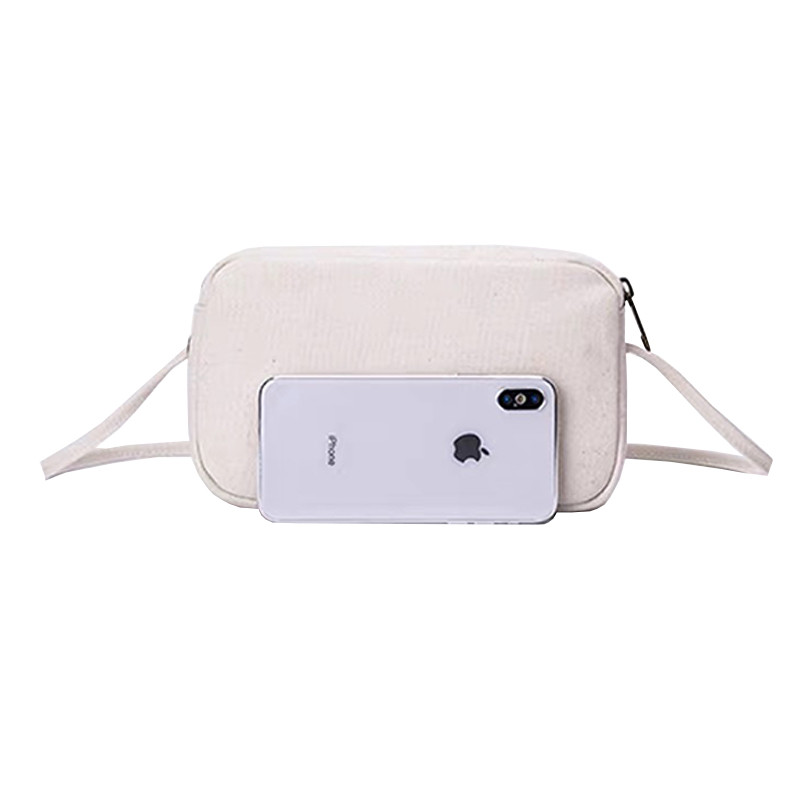 canvas crossbody purse