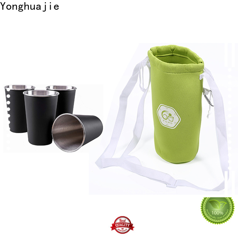 Yonghuajie new arrival neoprene lunch bag Suppliers for gift