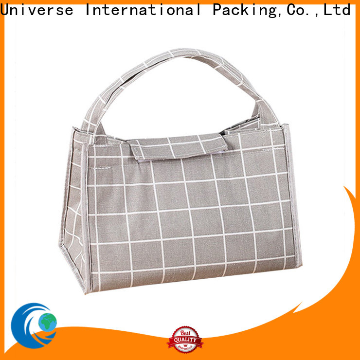 Yonghuajie Latest shopping bag manufacturers with handle for storage